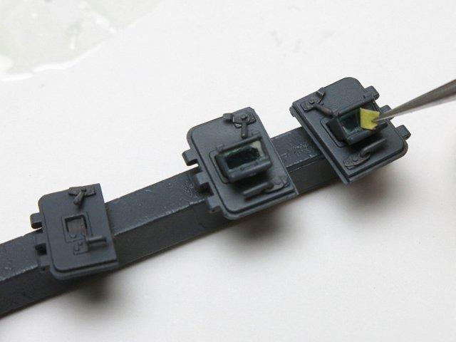 ドラゴンのIII号E型(スマートキット)製作記-17