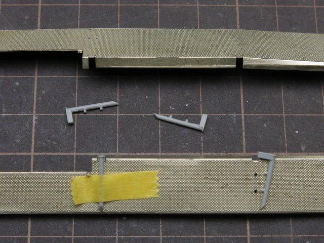 ドラゴンのIII号E型(スマートキット)製作記-25