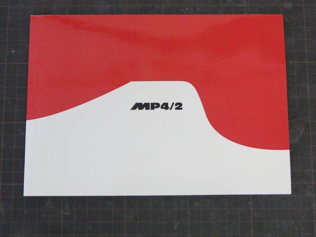 洋書『Ultra Detail Guides : MP4/2 by KOMAKAI』