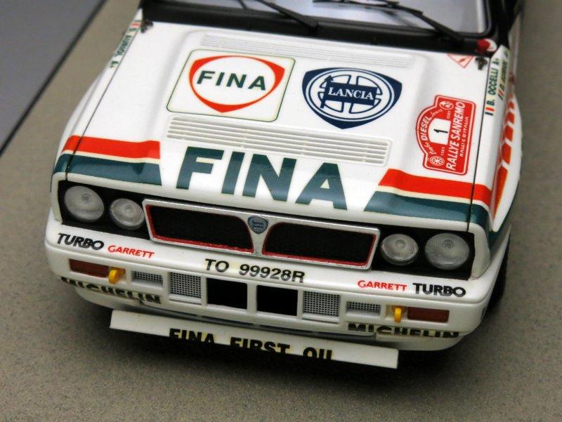 Lancia Delta HF Integrale 16v Sanremo Rally '91