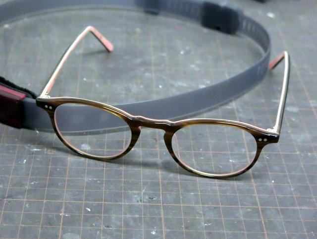 ついに老眼鏡を買いました!