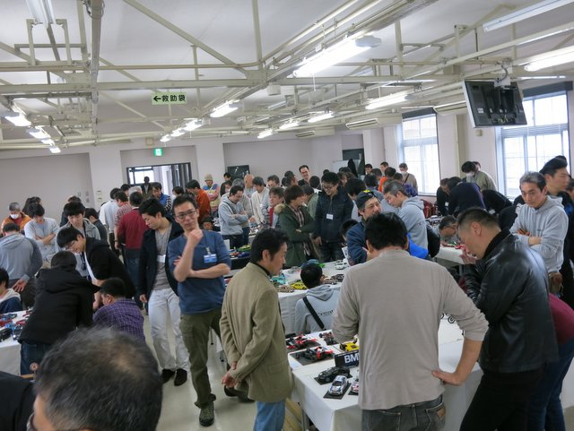 『オートモデラーの集いin横浜2016』スナップ- 2