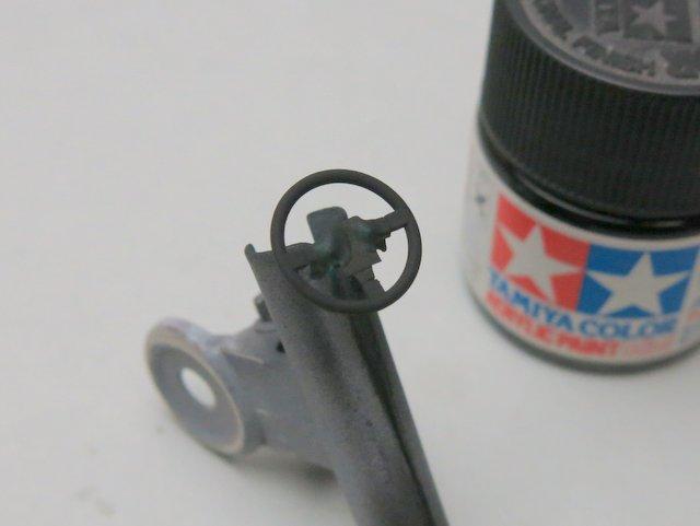 BEEMAXのマクラーレンMP4/2製作記-31