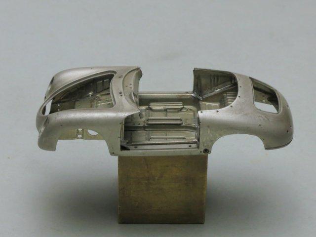 Bosicaの356Speedster製作記-4