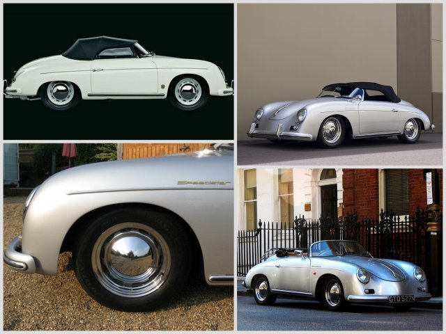 Porsche 356SS
