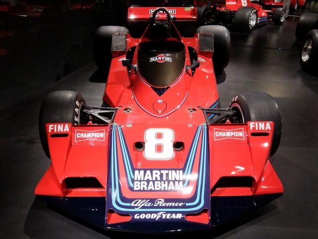 Alfa Romeo Formula 1@アルファロメオ歴史博物館