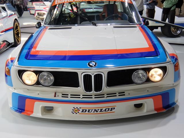 BMW 3.0CSL@ヴィラデステ