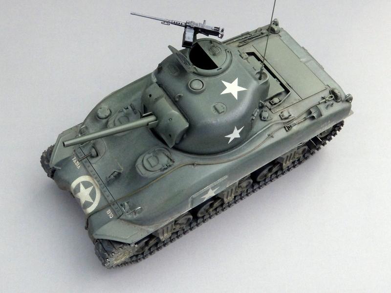 アメリカ M4A1 シャーマン中戦車