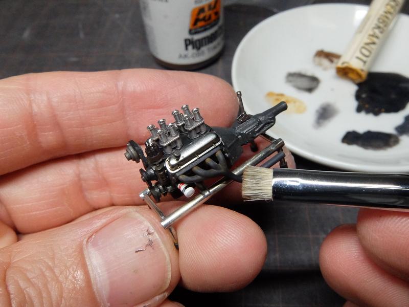 デイトナクーペのエンジンを作る-5