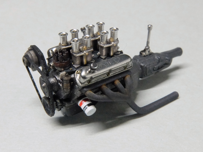 デイトナクーペのエンジンを作る-6