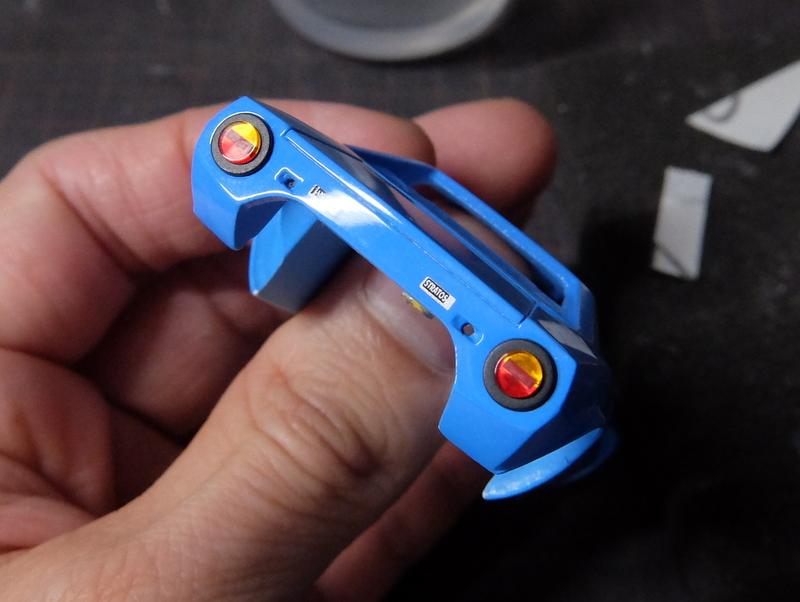 hpiストラトスで初期型ロードバージョンを作る-3