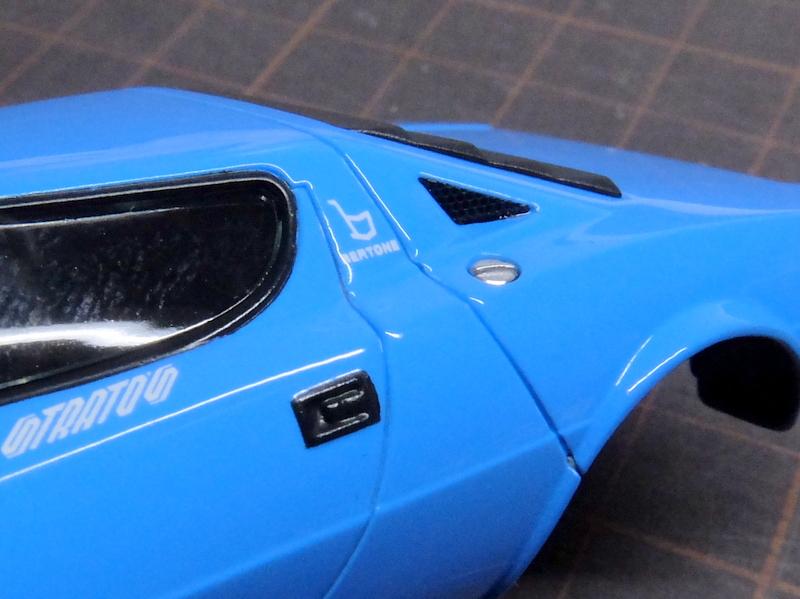 hpiストラトスで初期型ロードバージョンを作る-5