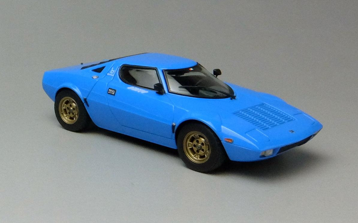 "Lancia Stratos ""Stradale"" 1974"