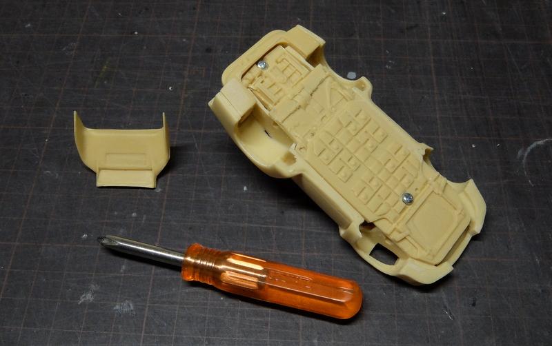 ルネッサンスのポルシェ935製作記-1