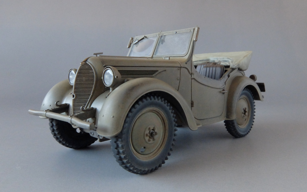 Imperial Japanese Army, Type 95 Scout Car, KUROGANE 4×4