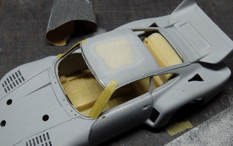 ルネッサンスのポルシェ935製作記-18