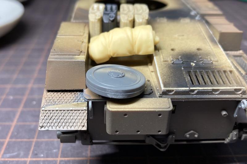 レトロなII号戦車製作記 – お気に入りのDTファイルと積荷